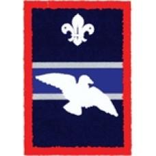 Woodpigeon Patrol Badge