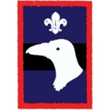 Raven Patrol Badge