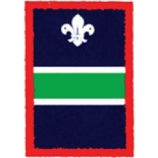 Green Patrol Badge