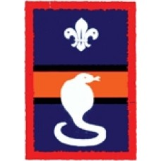 Cobra Patrol Badge