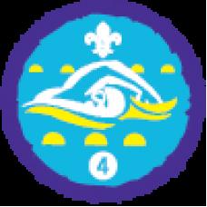 Swimmer Stage 4