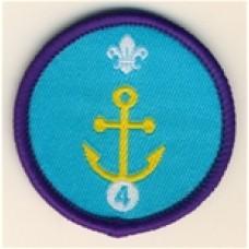 Nautical Skills Stage 4