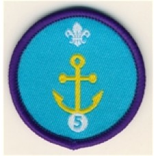 Nautical Skills Stage 5